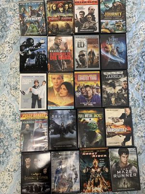 DVD's for Sale in Canton, OH
