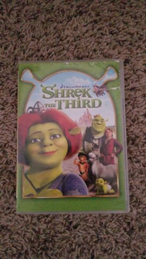 Shrek the third for Sale in San Diego, CA