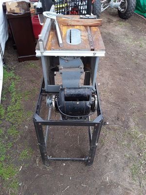 Rockwell homecraft table saw for Sale in El Cajon, CA