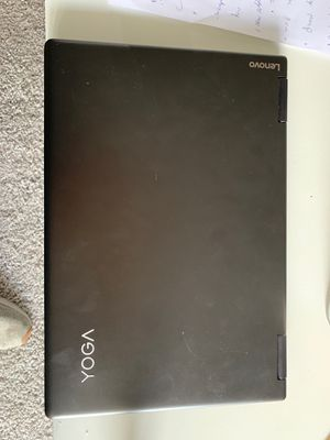 Lenovo yoga laptop and charger. Model- 71015ISK for Sale in Colorado Springs, CO