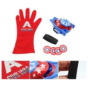 Captain America Superhero Magic Gloves for Sale in Norfolk, VA