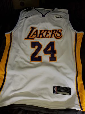 Lakers kobe jerseys $130ea. Med and xl only for Sale in Pomona, CA