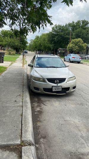 2006 mazda 6 for Sale in San Antonio, TX