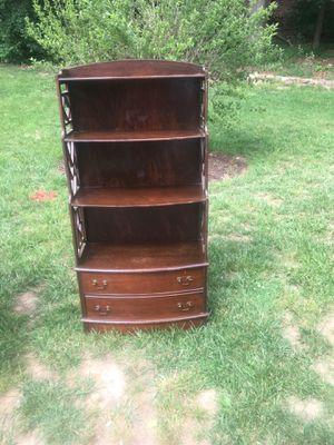 Book shelf and storage drawers for Sale in Alexandria, VA