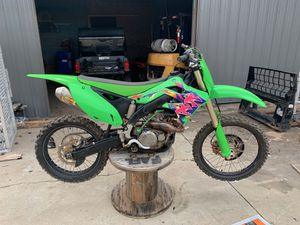 Dirt bike KX 450 for Sale in Baltimore, MD