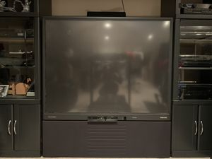 "60"" Toshiba TheaterView Projection TV for Sale in Wichita, KS"