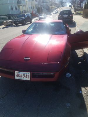 1989 Chevy Corvette for Sale in Lawrence, MA