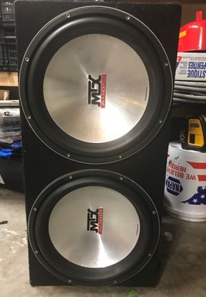 MTX 9600 for Sale in Seattle, WA