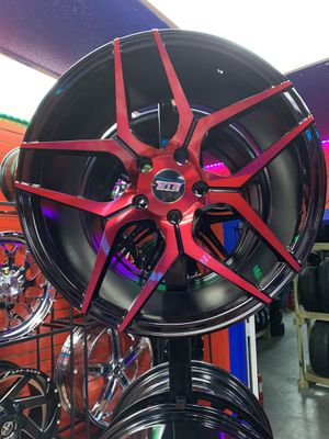 "New 18"" STR Racing rims for Sale in Orlando, FL"