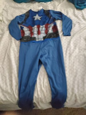 Captain America Halloween costume 7 year for Sale in Baltimore, MD