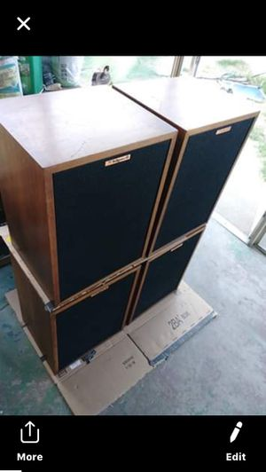 KLIPSCH HERESY SPEAKERS,2 PAIRS $500 PER PAIR!! for Sale in Covina, CA