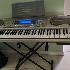 Casio Piano for Sale in Port Charlotte, FL