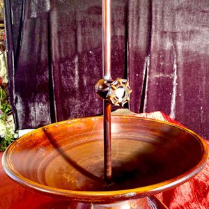 Awsome metal art, decorative fountain H20xW15 inch Lbs 3.6 for Sale in Chandler, AZ