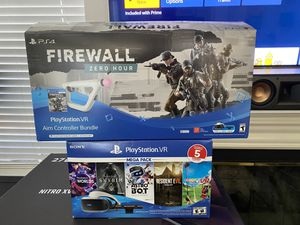Playstation vr PS4 for Sale in Antioch, CA