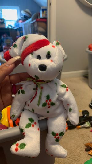 Xmas beanie baby for Sale in Greater Landover, MD