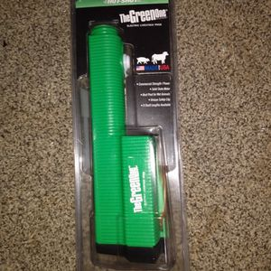 Green one battery pack for cattle prod for Sale in Acworth, GA
