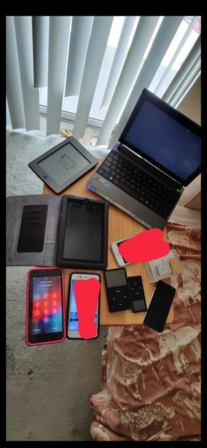 Phones ipods, tablet, computer check my sale list for Sale in Houston, TX