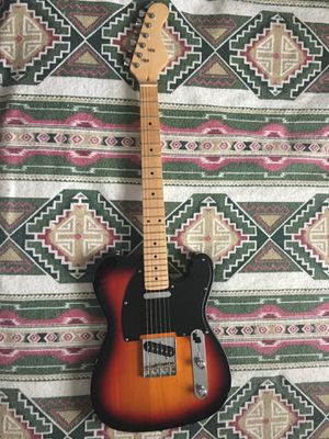 Telecaster guitar for Sale in Lawrenceville, GA