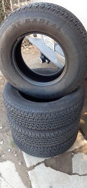 Trailer tires for Sale in Santa Paula, CA