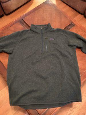 Patagonia pullover for Sale in Murfreesboro, TN