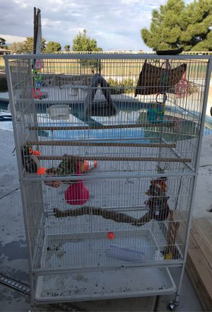Bird cage (large) for Sale in Las Vegas, NV