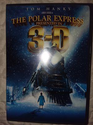 DVD 3D WIDESCREEN THE POLAR EXPRESS for Sale in Mesa, AZ