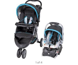 Baby Trend EZ ride travel system for Sale in Harrisburg, NC