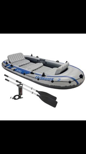 NEW 5 person Inflatable Boat/Raft for Sale in Newtown, PA