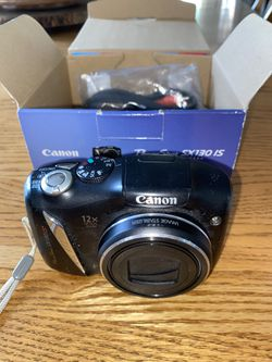 Canon PowerShot SX130 IS Digital Camera for Sale in Denver,  CO
