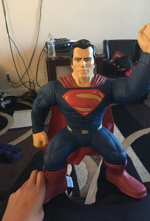 Superman action figure for Sale in Berkeley, CA