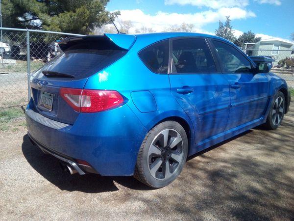 2012 Subaru WRX Premium