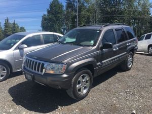 2004 Jeep Grand Cherokee for Sale in Bothell, WA