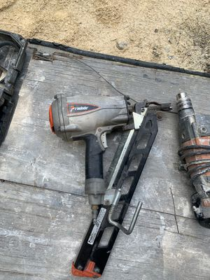 paslode nail gun for Sale in Spring, TX