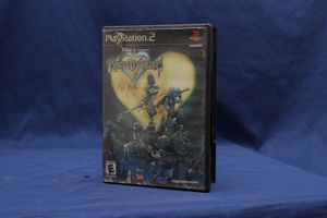 Kingdome hearts 2 ps2 for Sale in Austin, TX