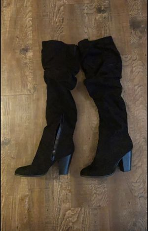 Knee high boots for Sale in Meridian, MS