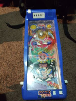 Antique sonic pinball machine for Sale in Saint Paul, MN