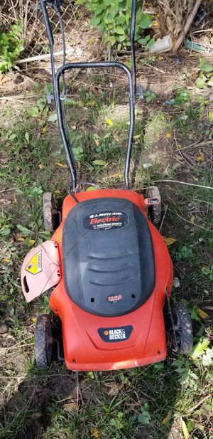 Electric mower for Sale in Olathe, KS