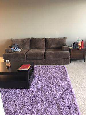 Brown Couch for Sale in Arlington, VA