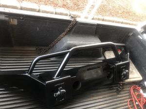 Jeep wrangler bumper for Sale in San Diego, CA