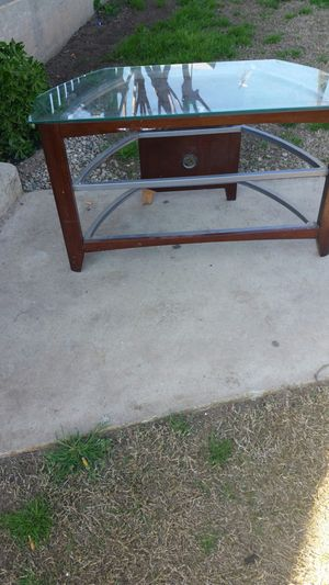 TV stand for sale for Sale in Dinuba, CA