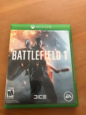 Battlefield 1 for Sale in Manton, MI