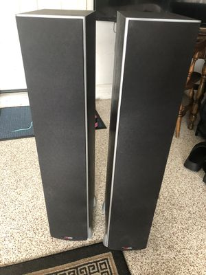 Polk Audio Floor Standing Speakers for Sale in Orlando, FL