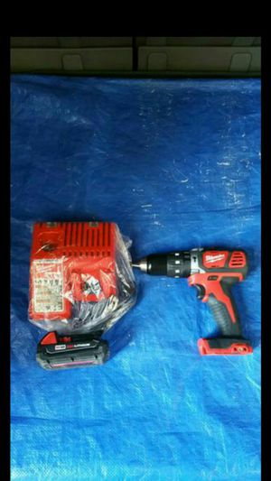 Milwaukee hammer drill for Sale in Evergreen, CO