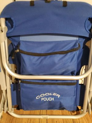 RIO Gear Ultimate Backpack Chair with Cooler for Sale in Queens, NY
