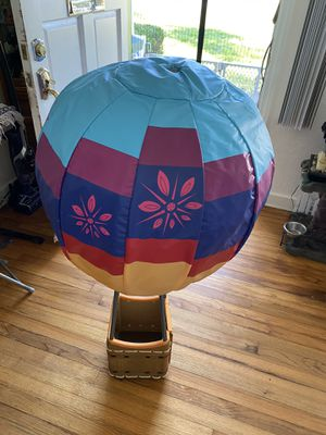 American girl hot air balloon for Sale in St. Petersburg, FL
