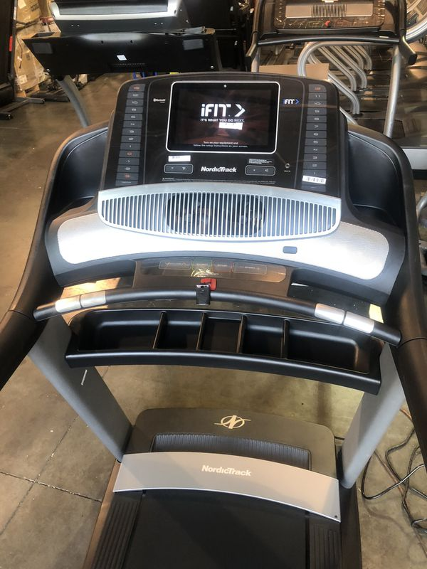 2020 NordicTrack Commercial 1750 Treadmill