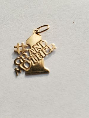 14k grandmother charm for Sale in Germantown, MD