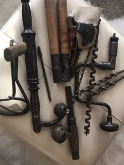 Lot Of Antique Farm Hand Tools for Sale in Aurora,  CO