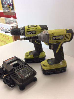 Ryobi Drill Set for Sale in Lake Worth, FL