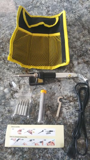 Soldering Iron Brand NEW. for Sale in El Paso, TX